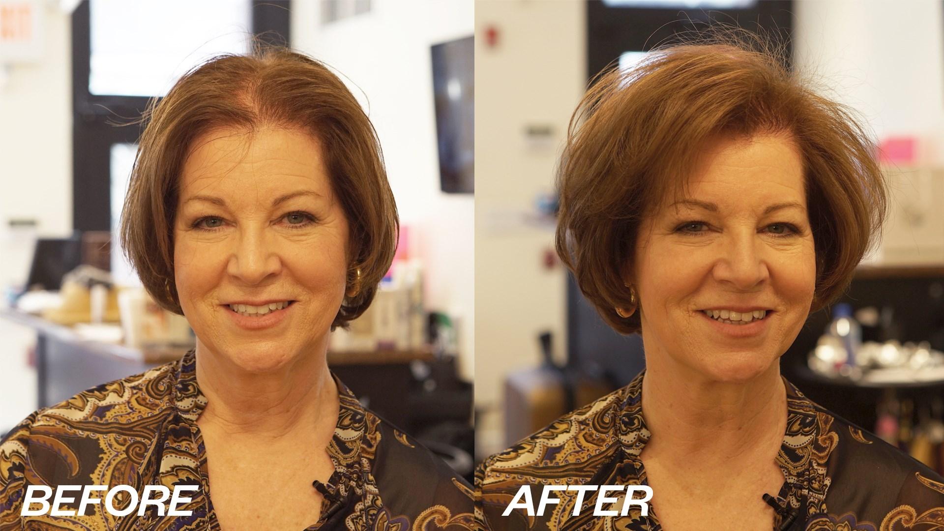 Easy Tips To Make Thin Hair Look Thicker Palmas Hair Design