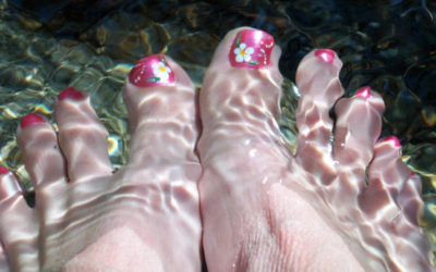 Health Benefits of a Pedicures