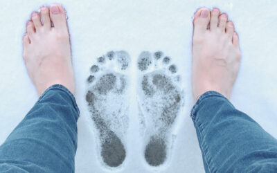 Top 5 reasons to get a winter pedicure: Your freezing feet will thank you!