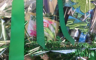 Happy St Patrick's Basket