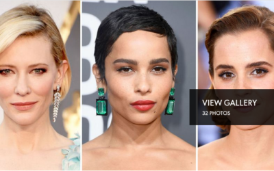 32 Short Hair Styles For All Your Bob And Pixie Crop