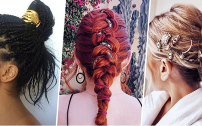 9 So-Pretty Summer Hairstyle Ideas to Try When It's Too Damn Hot Out