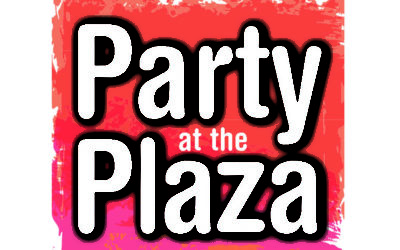 Party in the Plaza August 18th